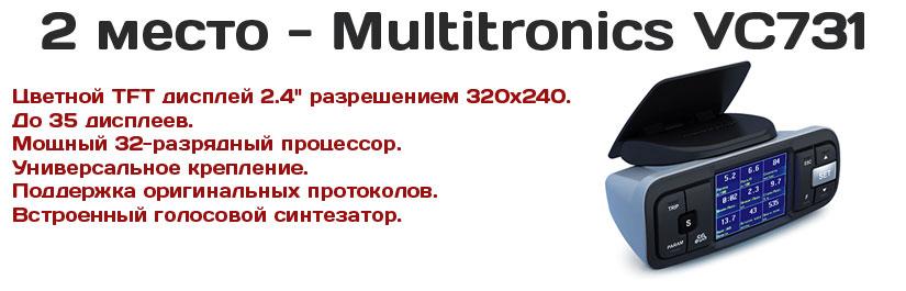 мультитроникс vc731