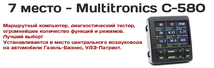 мультитроникс c-580